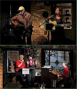 Janet Hall & Dan Farmer and the Something Else Trio at the Sugar Creek Supper Club!
