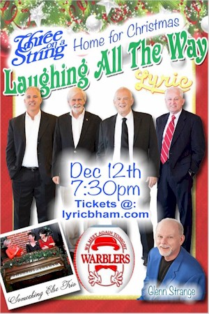 <i>Something Else!</i> Trio at the Lyric Theater!